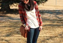 favorite outfits / by Danielle Skidmore