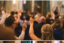 Wedding Harry Potter / Quelques idées #deco & #inspiration pour un #mariage sur le thème d'Harry Potter ! #potterhead