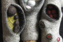 Textile art & artists / Amazing and inspiring works of art using fabrics, felts, embroidery and textiles.