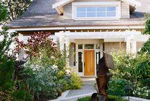 house {outdoor} / by Chrissie Gallentine