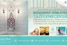 Yalova Thermal Palace Sosyal Medya Mesajları / Marmara'nın şifa merkezi olacak olan Yalova Thermal Palace lüks ve konforuyla adından söz ettirecek