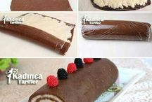 Tatlılar Pastalar ve Börekler