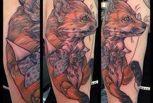 Kate Selkie tattoo