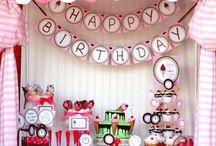 Birthdays  / by Delia Quintana