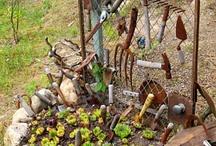 Gardening / by Susan Haydon