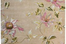 "CaRpet CoUtuRe / Carpets can be placed as a new form of ""paintings"". It is easy to fall in love with these special items."