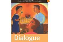 Writing Dialogue / by St. Davids Christian Writers' Conference