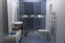 Cool Water / Σχέδια μπάνιου σε κατοικία στην Ναξο