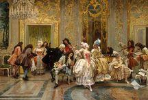 A Barokk kor táncainak ikonográfiai forrásai