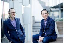 Corporate Portraits Men