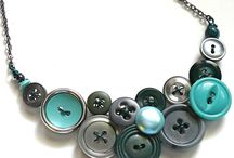Button Craft Inspiration / by Jolene Hausman