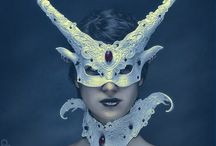 Costumes masks