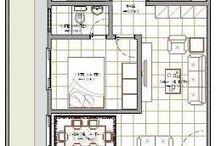 Архитектура - планировки и фасады