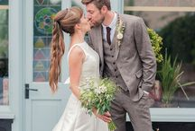 Featured Work / Weddings that have been featured in the press online.