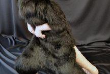 Larp Wererat Constume / Larp Char insperation, Rat