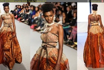 African-inspired fashion  / by Tiffany Haney