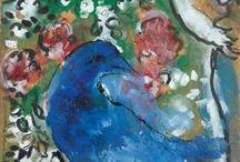 πουλιά στην τέχνη