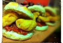 Bocatas y sandwich