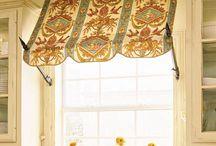 Window Treatments / by Cynthia Smith