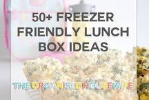 Kids freezer lunches