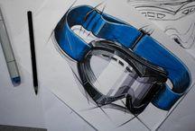 Sketching/Rendering