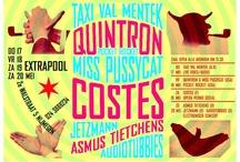 Red Bol / Posters 2001 / Posters voor Extrapool, Nijmegen 2001