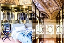 Дизайн спальни / Bedroom design / home interior design, modern house design, luxury houses, hotel interiors, furniture