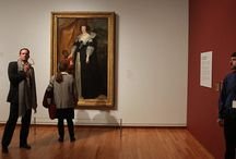 """Past exhibition: """"Rembrandt, Van Dyck, Gainsborough: The Treasures of Kenwood House, London""""  / by Seattle Art Museum"""