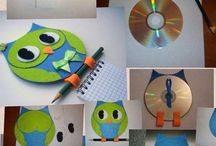 DIY com cds