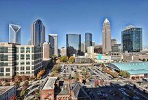 Les cinq villes les plus dynamiques en Caroline du Nord en 2016