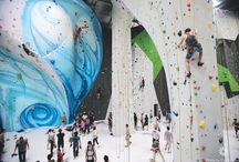 Rockodrome / Indoor climbing, climbing wall, rockodrome, rocodromo, escalada, muro