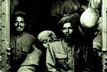 India in WW1/2
