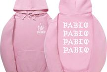artikel hoodie pink