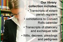 Libraries / by Federation of Genealogical Societies