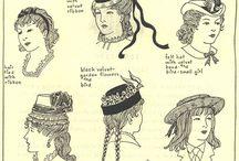 Шапки-шляпки