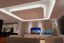 Design by MB-Lights / Projekty osvetlenia z mojej dielne