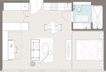 40sq m room
