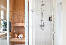 Bathroom + Sauna