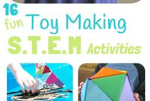 STEM Projects (Science Technology Engineering Maths)