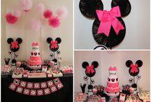 minnie birthday party