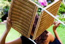 AJAR outdoor furniture / Reinterpretations of classics and contemporary designs
