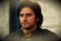 Richard Armitage as Sir Guy of Gisborne / Richard Armitage as Sir Guy