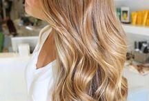 Couleurs De Cheveux Caramel