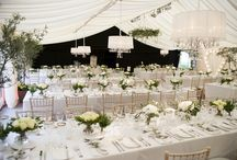 Marquee and outdoor weddings