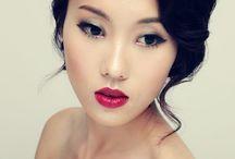 Gabriella Kruger / makeup homework