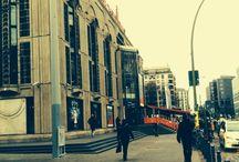 Film Festivals / Photos taken during: - Berlinale 2015 - BFI Flare 2015