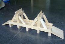 Kleuters: Kapla / Ideeën en bouwvoorbeelden voor het bouwen met Kapla