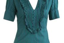blouses / by Nele @spiegelstiksels