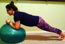 Post-Natal Fitness / Workout out after your baby arrives.