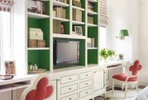 Built-ins / by Carlyn Lowery